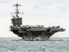 US Says Iran Launched 'Provocative' Rocket Test Near Ships