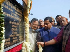 Train to Atal Bihari Vajpayee's Village Flagged Off 16 Years After He Laid Foundation