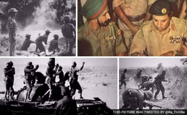 Indian Army Celebrates Vijay Diwas In Jammu Today