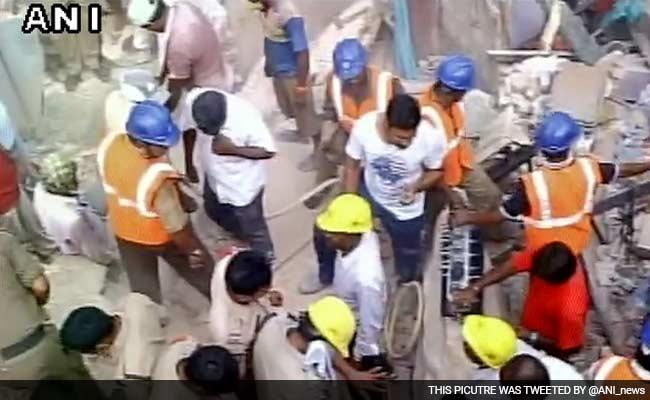 4 Killed In Landslide In Visakhapatnam