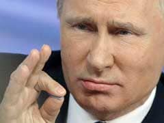 Russia Backing Syria opposition Fighting ISIS, Vladimir Putin Insist