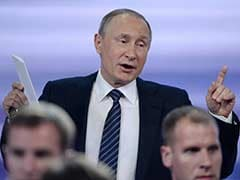 Putin Says Trump Is 'Absolute Leader' In US Presidential Race