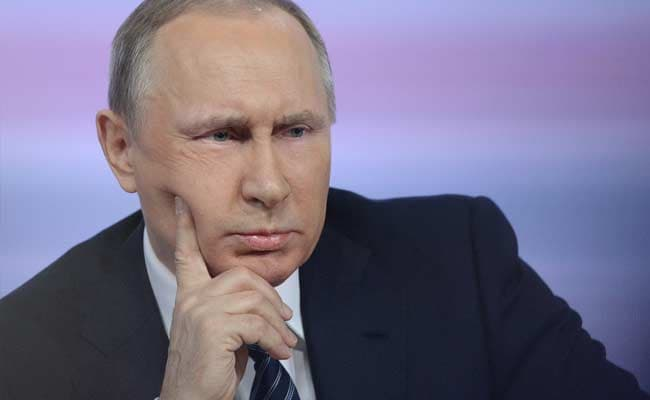 Syria Needs New Constitution: Vladimir Putin