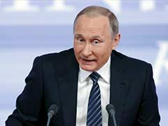 Russian Officials Get Quirky Holiday Gift: A Book Of Putin's One Liners