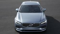 Volvo S90 Cabin Revealed in Video; India Launch in October 2016