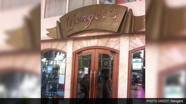 Wenger's Restaurant, Connaught Place - Delhi