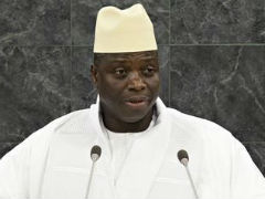 Gambian Leader Yahya Jammeh Declares State Of Emergency