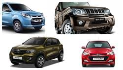 10 Best-Selling Cars in India in December 2015