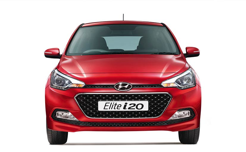 Hyundai Elite I20 Gets Projector Headlamps Amp LED DRLs For