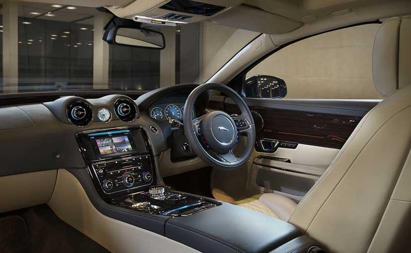 2016 Jaguar XJ Launche...