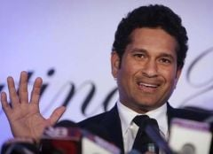 Sachin Tendulkar Named Brand Ambassador for Diabetes Awareness Campaign