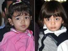 Amitabh Bachchan Hopes Aaradhya-AbRam Make Good Onscreen Pair