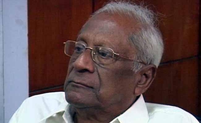 Communist Party Of India Leader AB Bardhan Dies At 92