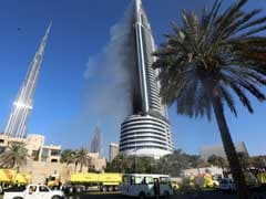Dubai's Emaar Properties Hires Contractor to Restore Fire-Ravaged Hotel