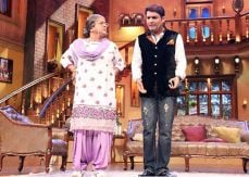 Comedy Nights' Dadi Blames 'Issues With Channel' For End of Show
