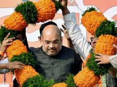 Only Chit Fund Industry Is Flourishing In Bengal, Alleges Amit Shah