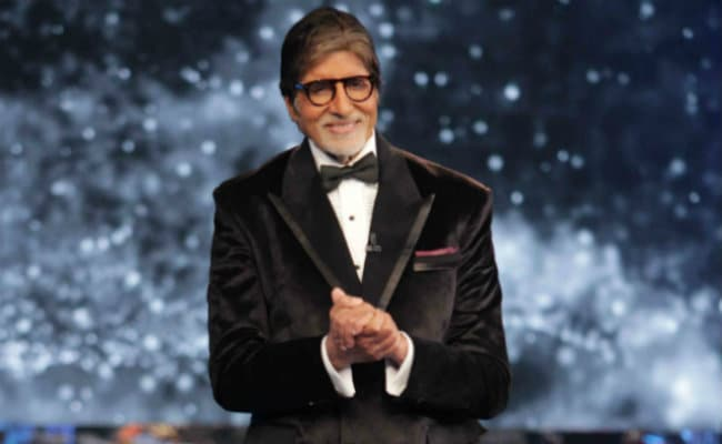 Amitabh Bachchan is be...