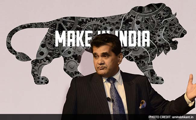 NITI Aayog CEO Amitabh Kant described the US as the