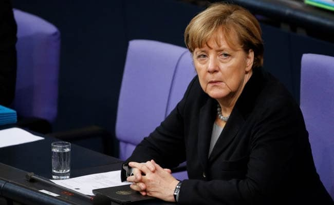 Pressure Builds On Angela Merkel To Close Borders As Support Slides