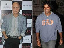Anupam Kher Deserves the Padma Bhushan, Says Son Sikander