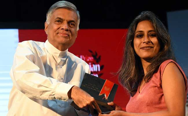 Indian Author Anuradha Roy Wins $50,000 DSC Prize For 'Sleeping on Jupiter'