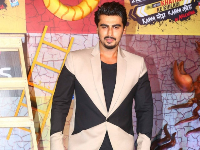 Arjun Kapoor Will 'Commit' at Some Point. Just Don't Ask Him When