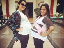 Inside Arpita Khan Sharma's Baby Shower