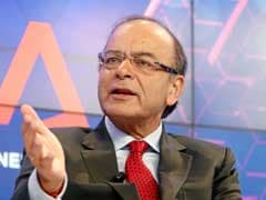 Indian Economy 'Relatively Unimpacted' by Global Crisis, Says Jaitley