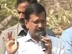 'One Lie After Another': Arvind Kejriwal Attacks Smriti Irani on Student Suicide