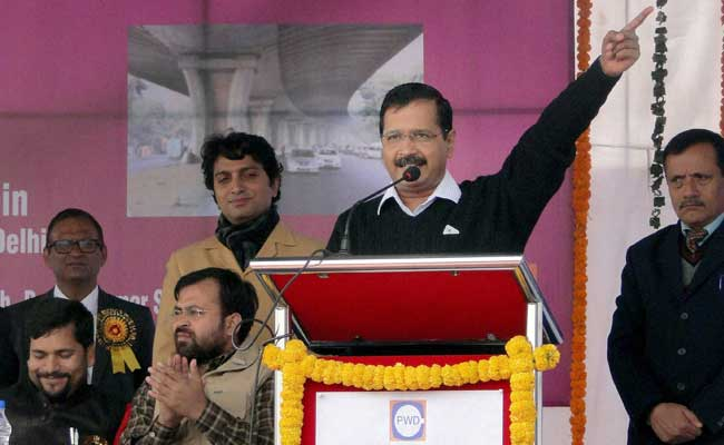 People To Decide Future Of 'Odd-Even' Scheme: Arvind Kejriwal