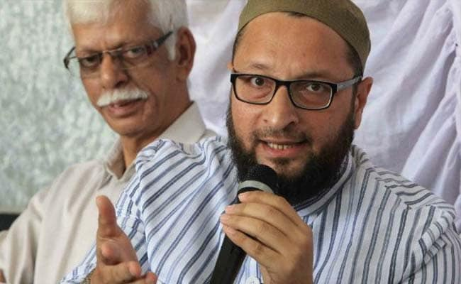 Asaduddin Owaisi Says He Will Not Be Cowed Down By ISIS Threats