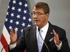 Pentagon Chief Says US Keeping Eye On North Korea's Missile Programme