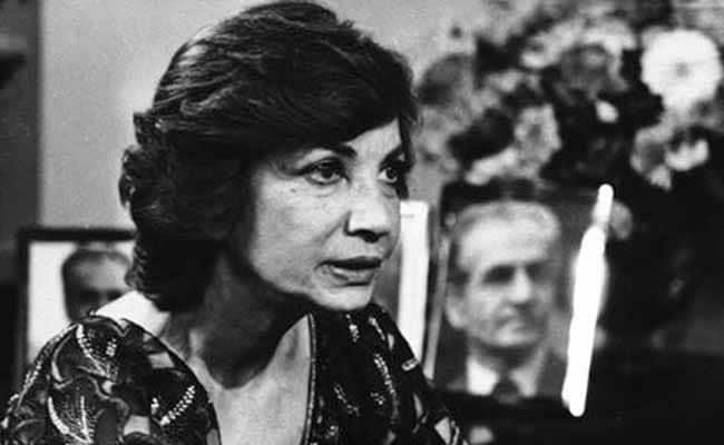 Ashraf Pahlavi, Twin Sister Of Iran's Late Shah, Dies At 96
