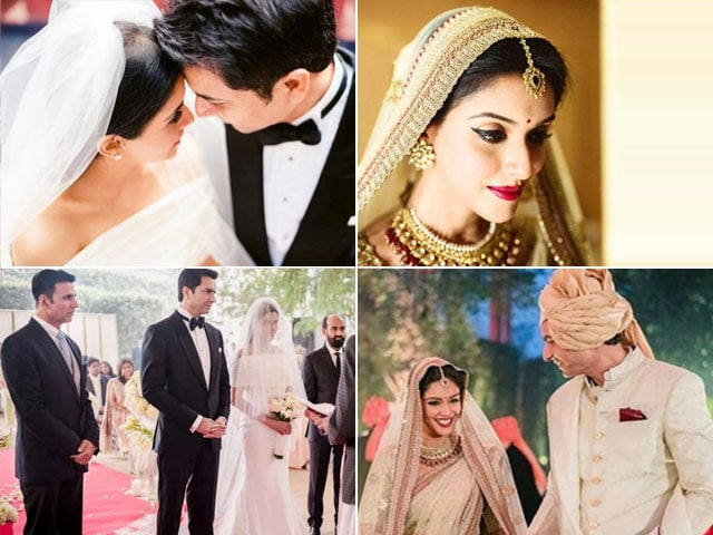 Asin Shares Stunning Pics From Her Wedding to Micromax Boss Rahul Sharma