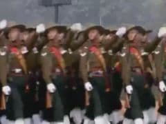 Assam Regiment, BSF Best Marching Contingents at Republic Day Parade