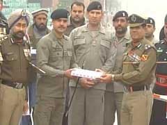 Republic Day: India, Pak Troops Exchange Sweets Along Line Of Control