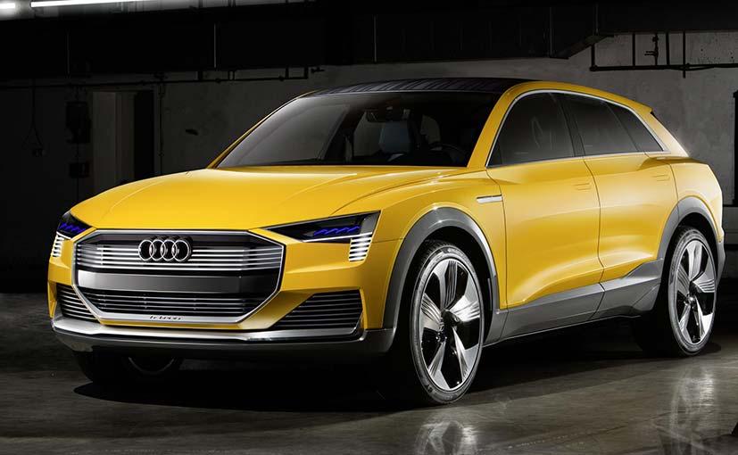 Audi h-tron quattro Concept Revealed; Showcases Next-Gen Technology