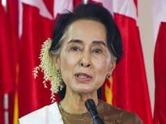 Myanmar's Aung San Suu Kyi Delays Indonesia Trip Amid Rohingya Crisis