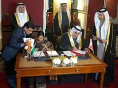 India, Bahrain Sign Pact On Transfer Of Sentenced Persons
