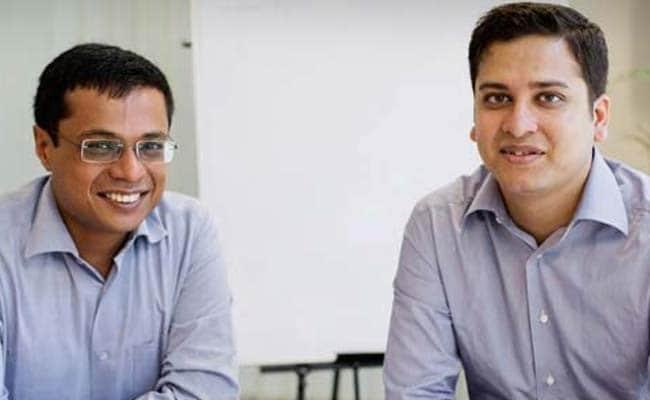 Binny Bansal Appointed Flipkart CEO