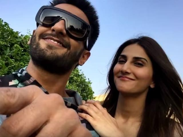 Ranveer Singh's Date With Befikre Revealed. In French (He Translates)