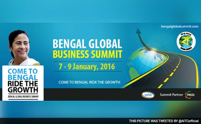 Bengal Global Business Summit Begins Tomorrow To Unfold Growth Saga