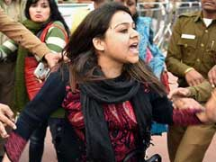 Woman Who Threw Ink At Delhi Chief Minister Arvind Kejriwal Gets Bail