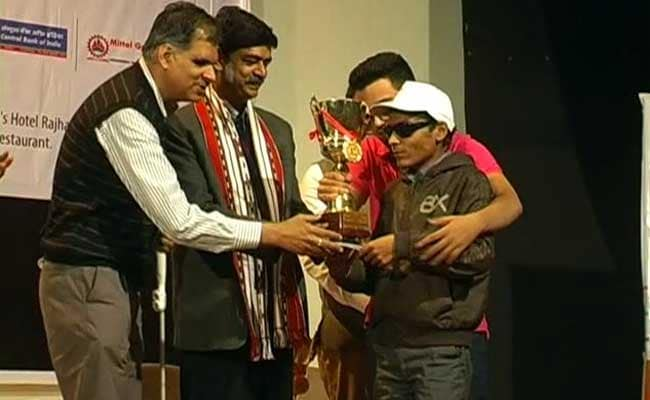Bhopal Hosts Car Rally For Visually Challenged