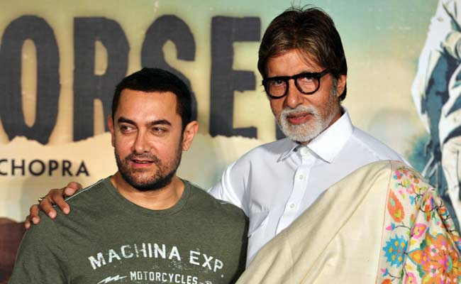 Amitabh Bachchan Replaces Aamir Khan In Incredible India With Different Terms Of Engagement