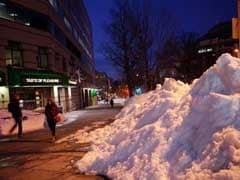Washington Struggles To Dig Out After Monster Blizzard