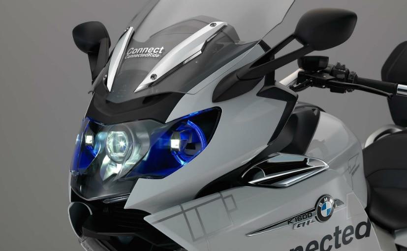 BMW Motorrad Laser Headlight
