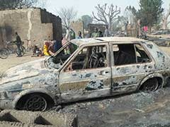 Boko Haram Burns Kids Alive In Northeast Nigeria: Report