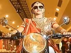 Bullet Rani: Bride Makes Grand Wedding Entrance on Bike