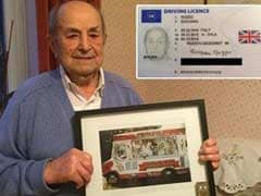 He's 103, He Still Drives, And He's Never Had An Accident